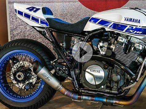 Motorrad Gabel Umbau T V by Yamaha Xjr 1300 Quot Ronin Quot Sc Project S1 4 2 1 Hammer Umbau