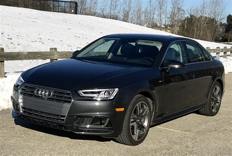 review on audi a4 review 2017 audi a4 2 0t quattro prestige stlye