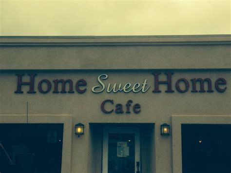 home sweet home cafe your county
