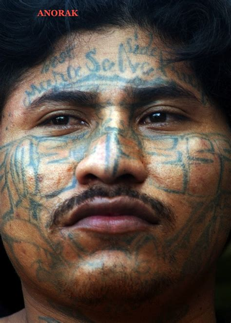 honduras tattoo honduran ms or mara salvatrucha member known as