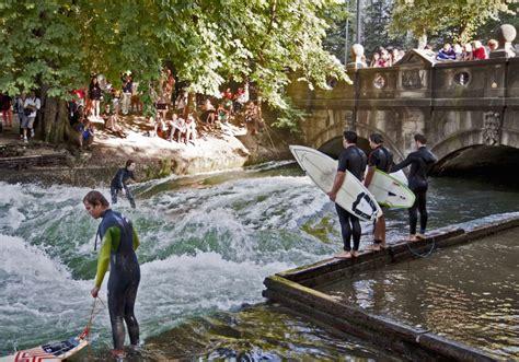 Englischer Garten München Eisbach Surfen by 75 The Radar Places Everyone Should Visit In The
