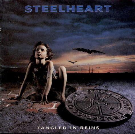 Kaos Musik Steel Tangled In Reins steelheart tangled in reins reviews