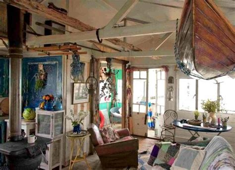 rustic and shabby chic house with lots of wood in decor digsdigs extremely rustic shabby chic beach cottage beach bliss