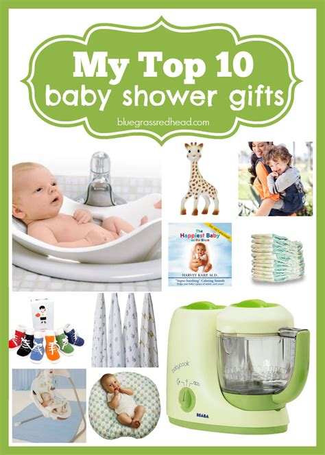 Best Baby Shower Favors by My Top 10 Baby Shower Gifts Bluegrass