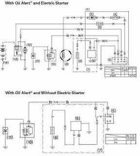 Honda Gx240 Gx270 Gx340 Gx390 Wiring Diagram Wiring
