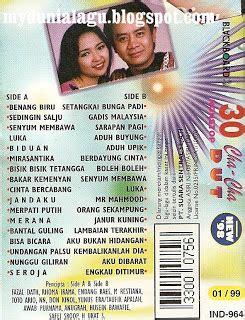 album best of the best ikke nurjanah merpati putih tembang kenangan serba serbi artis jadul