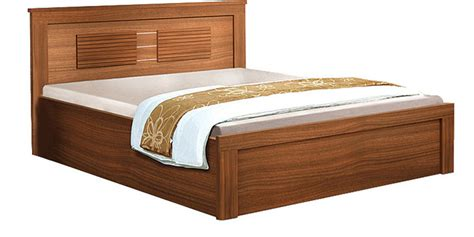cer with king size bed buy ciara king size bed with storage by spacewood online