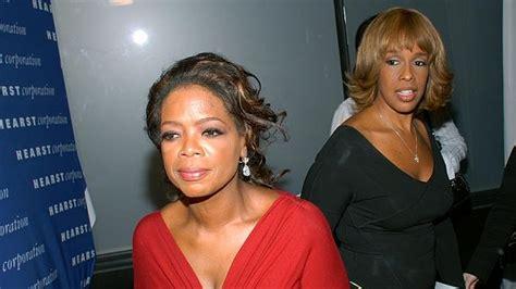 oprah winfrey best friend did gayle king just come out oprah winfrey s bestie says