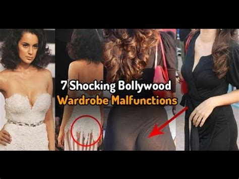 hollywood actress oops moments it s shocking bollywood actresses shocking wardrobe malfunctions oops