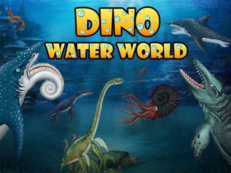 jurassic world the game mod apk offline jurassic dino water world mod apk android