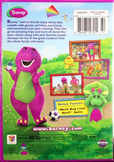 What I Did Not Learn In Mba Barney by Barney Let S Play Outside Brand New Dvd Baby Bop Bj