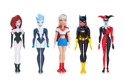 Batman Tas Dc Collectibles dc collectibles new batman the animated series figures teased