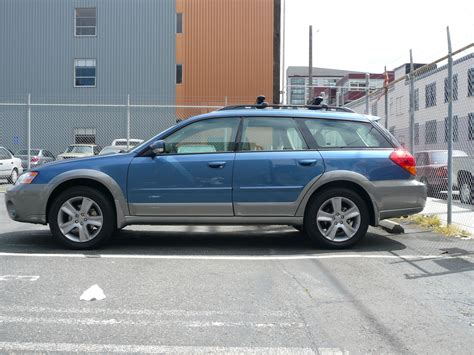 2007 Subaru Outback by 2007 Subaru Outback Pictures Cargurus