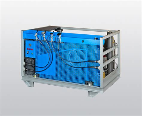 Compressor Bauer kap dah breathing air compressor ship diving