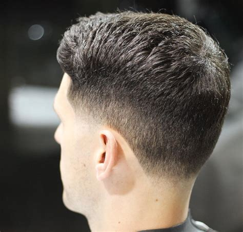 gentlemens haircuts short sides and fade with long on top the gentleman haircut