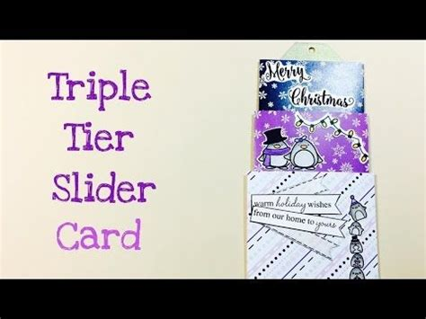 carding tutorial german 17 best images about slided cards on pinterest sting