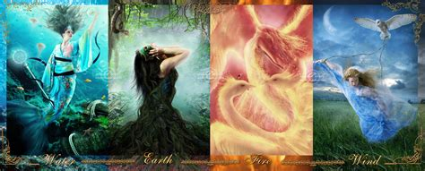 imagenes mitologicas dance of four elements diary of a mystic