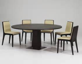 Modern Contemporary Dining Tables Modern Expandable Dining Table With Wooden Finish Venise By Protis Digsdigs