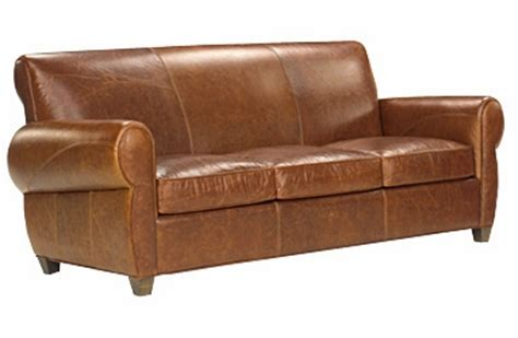 tight back leather sofa rustic leather rolled tight back cigar arm loveseat club