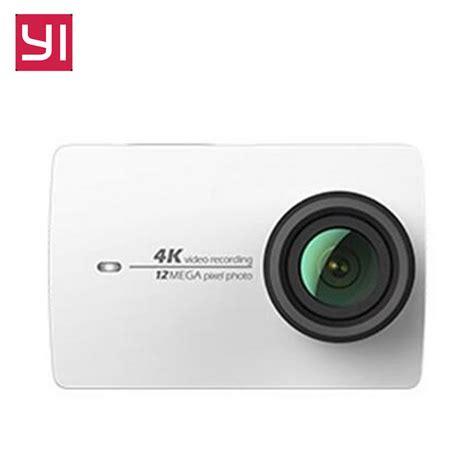 Xiaomi Yi 2 Wifi 4k Lcd Display Kamera White for sale xiaomi yi 2 wifi 4k kamera valkeakoski pirkanmaa nettimarkkina