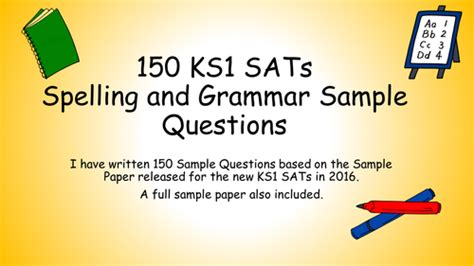 new year ks2 tes 150 ks1 sats revision sle questions for new 2016