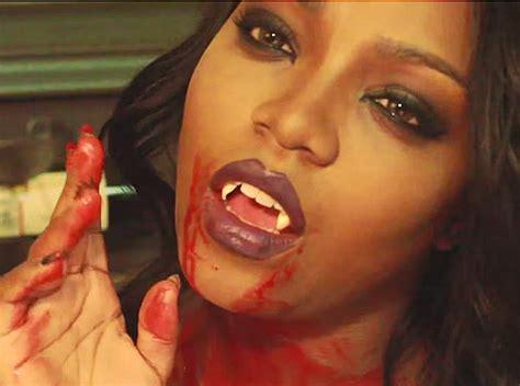 zombie makeup tutorial dark skin black women halloween superselected black fashion