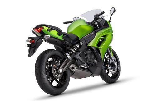 Kawasaki Er6f by Kawasaki Er 6f 2012 On Review Mcn