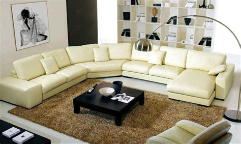 u shaped couch living room furniture leather weight lifting gloves picture more detailed