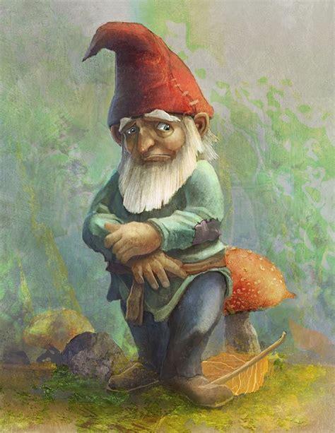 gnomes elves fairies trolls images