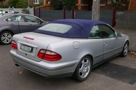 mercedes clk 320 convertible file 1999 mercedes clk 320 a 208 elegance