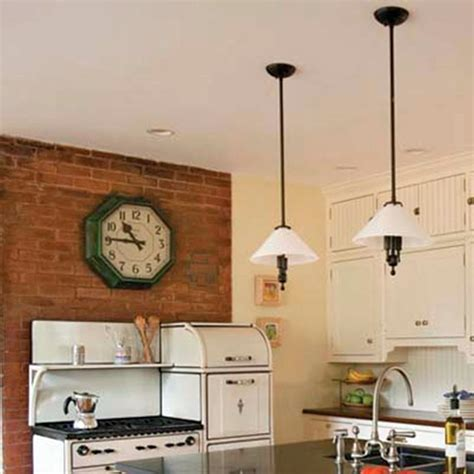 vintage kitchen pendant lights vintage kitchen lighting a 1940 s retro theme for your