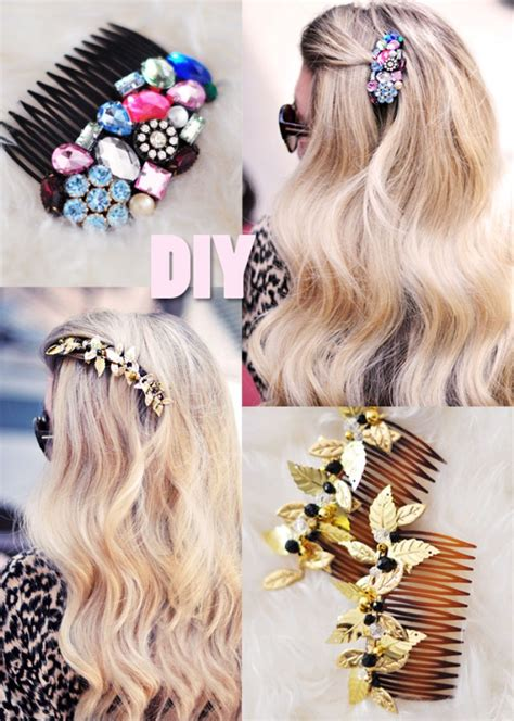 10 Accessories For by 10 Amazing Diy Hair Accessories Yeahmag