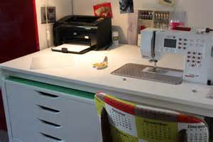 ikea build your own desk ikea hackers melltorp to sewing desk make your own