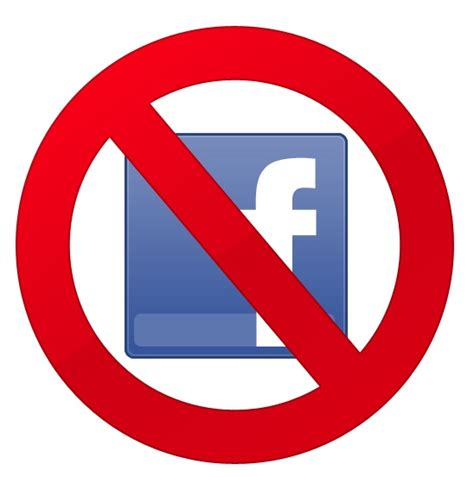 anti facebook hello facebook goodbye facebook dan q