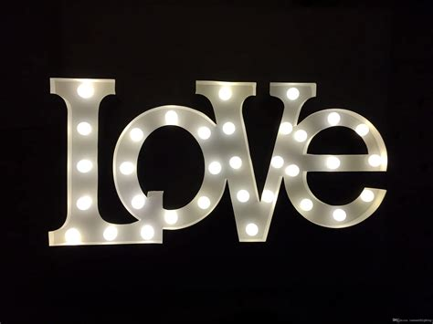 white metal light up letters 2017 light up white metal letter marquee light