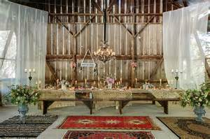 decorating your barn wedding new jersey