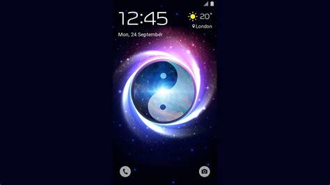 theme wordpress yin yang galaxy theme yin yang animated lockscreen youtube