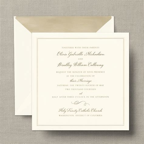Square Wedding Invitations by Jaw Dropping Square Wedding Invitations Theruntime