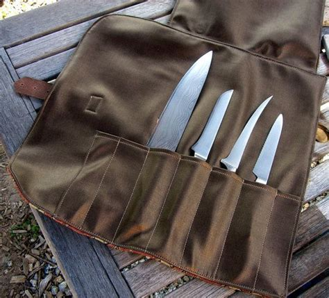 Pattern For Knife Roll | chef knife roll sewing pattern pdf sewing patterns for