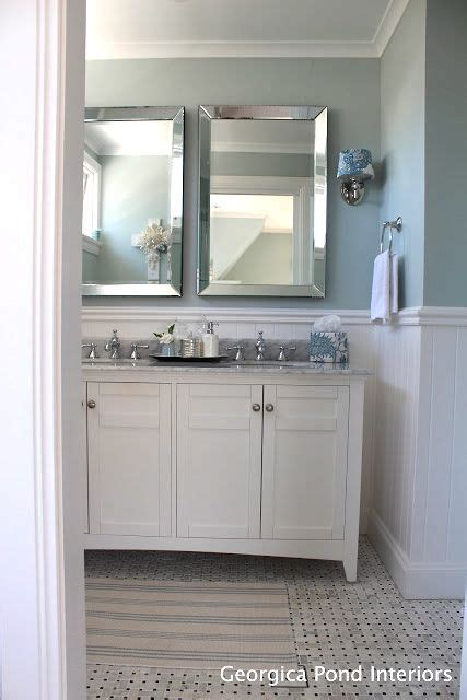 hamptons style home  hampton style bathrooms dining