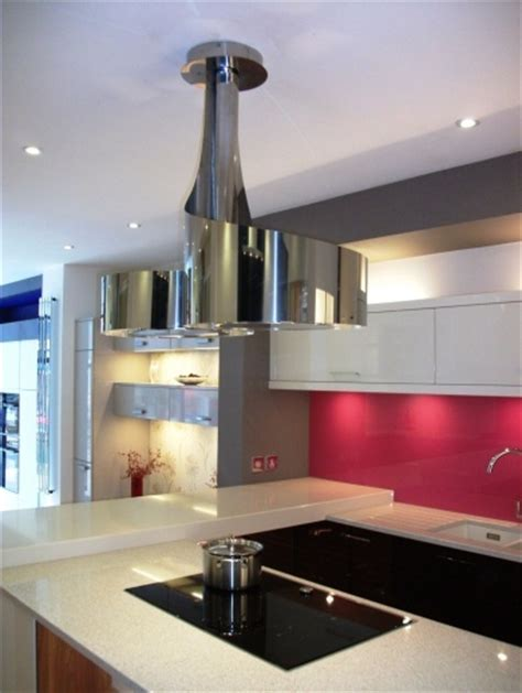 modern kitchen extractor fans 22 best designer cooker hoods for contemporary kitchens