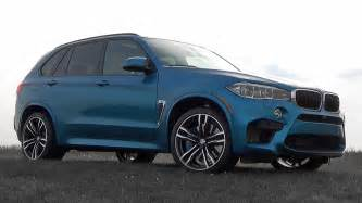 Bmw X5m 2016 Bmw X5 M Review