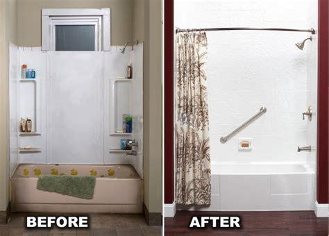 bathroom wraps shower and tub walls san diego bath wraps