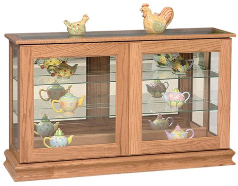 rooms to go curio cabinets large curio cabinet from dutchcrafters amish furniture
