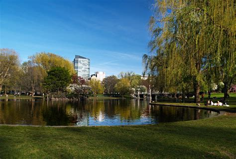 Boston Garden Hours by 42 Hours In Boston The Crossroad
