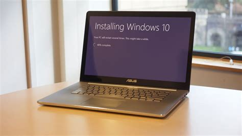Asus Laptop Windows 10 Install windows 10 setup now supports voice commands thanks to cortana precept it support services