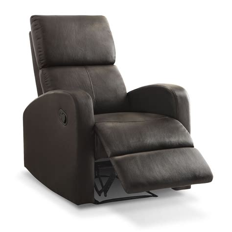 Benning Recliner Dark Brown Leon S Recliner Sofas And Chairs