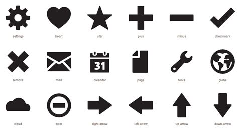 design icon in font awesome awesome font icons brewingbee