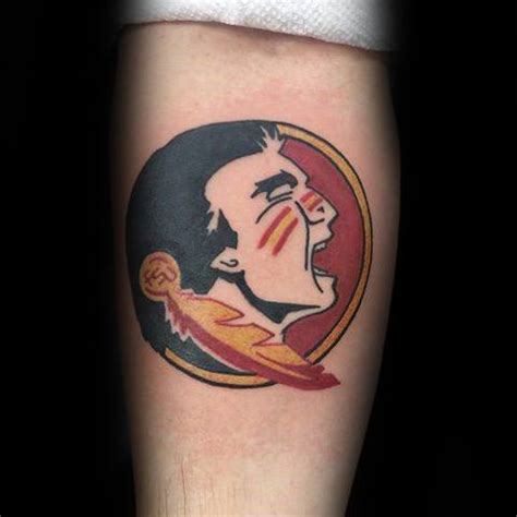 fsu tattoos 30 fsu tattoos for florida state design ideas