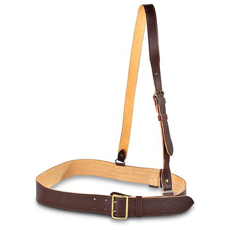 new sam browne belt brown 150197 belts